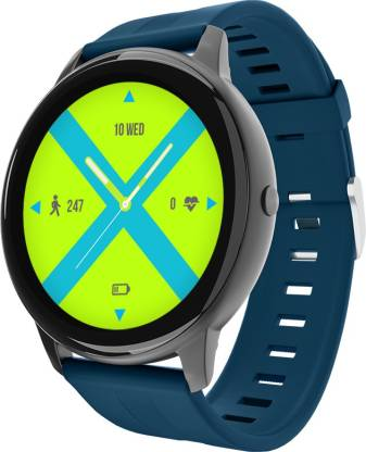 Syska launches new smartwatch with SpO2 monitoring and 10-day battery runtime