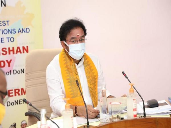 Socio-economic development of North-Eastern Region at fast pace will be key focus area: G Kishan Reddy