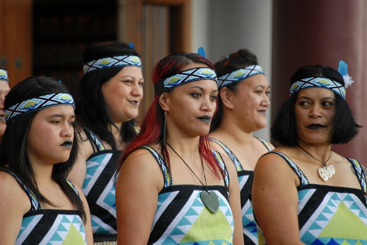 FEATURE-In New Zealand, young Māori women lead the battle for indigenous rights