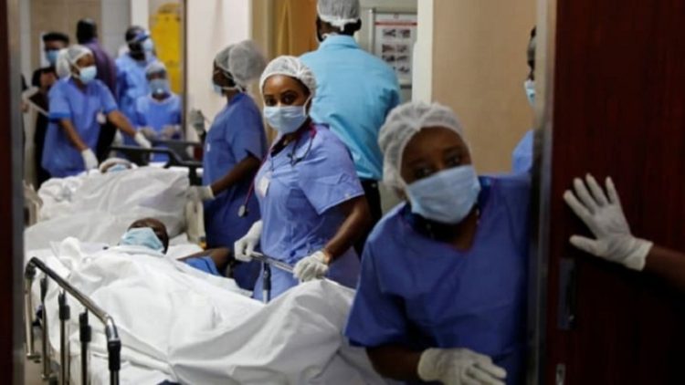 Nigeria health workers give ultimatum to the government for addressing their demands