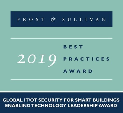 Frost & Sullivan Applauds Forescout for Its Converged IT/OT Cybersecurity Solutions for Smart Buildings