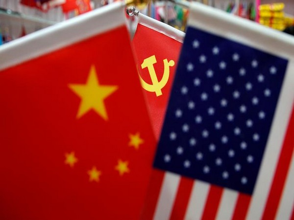 Chinese delegation departs USTR building as U.S. trade talks conclude