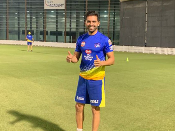 Deepak Chahar to train from today: CSK CEO