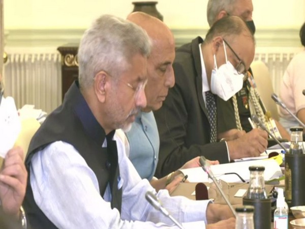 Developments in Afghanistan will be subject of discussion at 2+2 ministerial dialogue, says Jaishankar