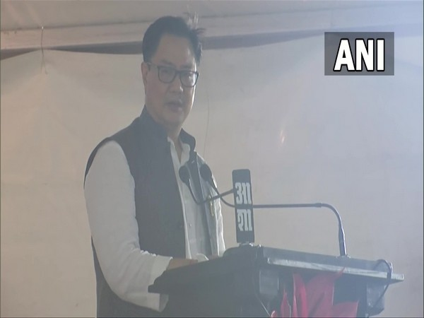 Want to make India a destination for international arbitration: Law Minister Kiren Rijiju