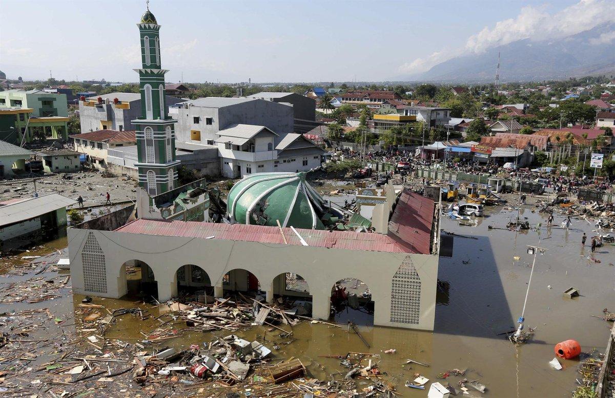 6.0-magnitude earthquake strike Indonesia's Java and Bali