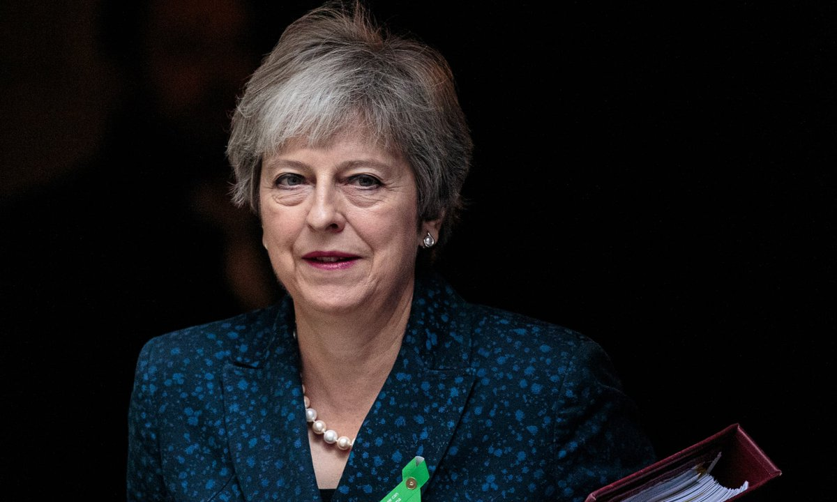 UPDATE 1-British PM May briefs inner Cabinet that Brexit deal is close -FT