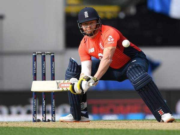 Jonny Bairstow reprimanded for using 'audible obscenity'