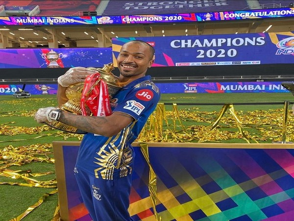 IPL 13: Hardik Pandya dedicates Mumbai Indians' fifth title to son Agastya