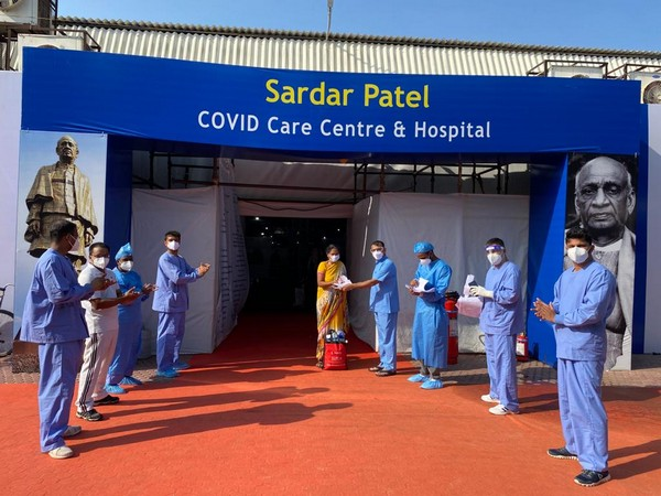Delhi's Sardar Patel COVID centre starts admitting foreigners, people coming from abroad