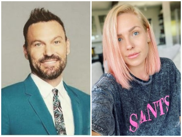 Brian Austin Green, Sharna Burgess make relationship Instagram official