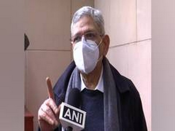 Government has failed miserably in handling farmers' protest: Sitaram Yechury