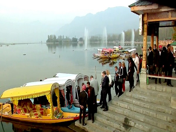 Second batch of foreign envoys including EU representatives to visit J-K today