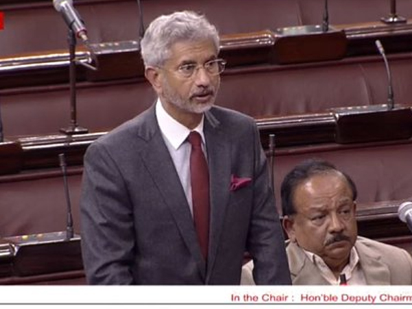 Jaishankar files caveat in Supreme Court over plea challenging his election to RS