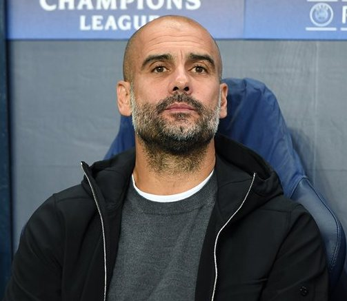 Spanish football coach Pep Guardiola cites beautiful message for Manchester City