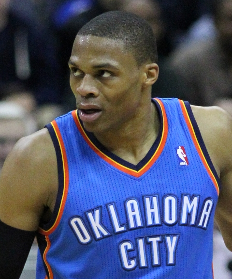 NBA notebook: Westbrook thanks OKC, Thunder eye Paul trade