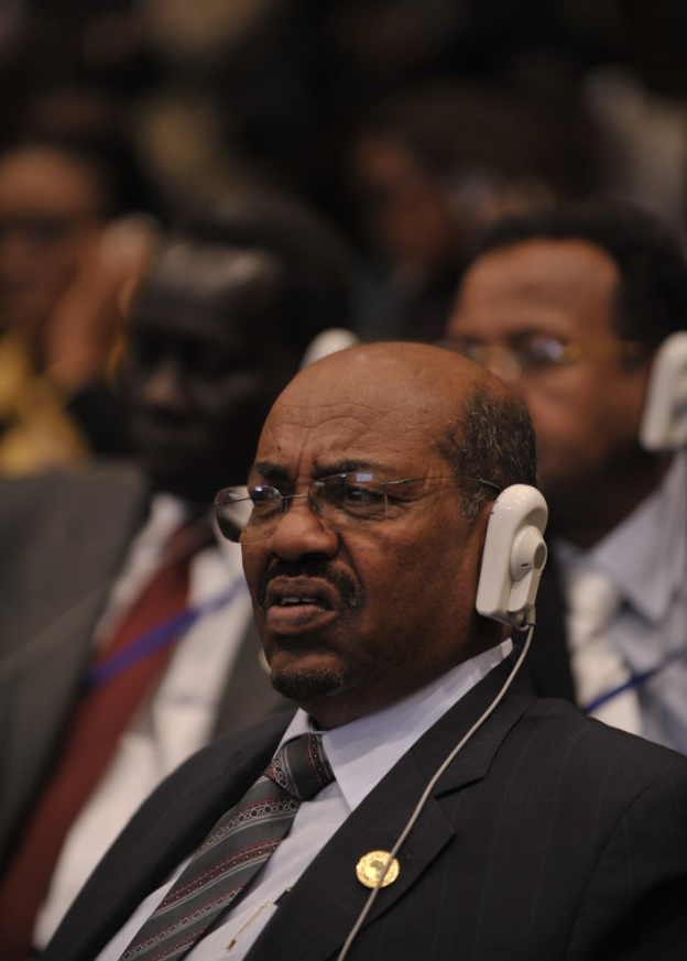 Bashir trial for 1989 coup adjourned as crowds jostle outside court