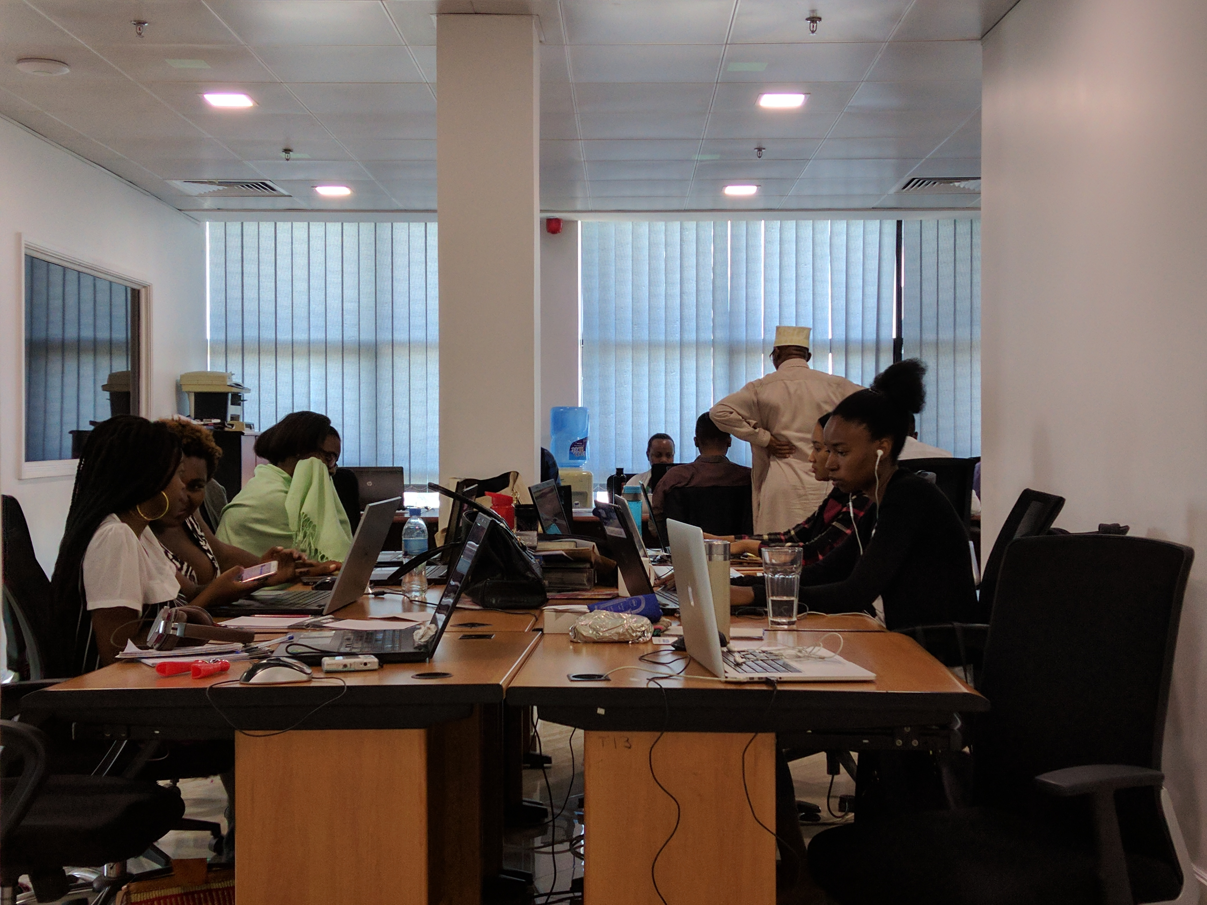 Challenges of emerging market of incubation centres in Africa
