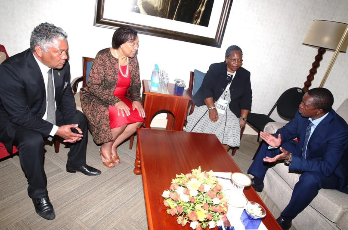 African countries must work together to address effects of climate change: Edgar Lungu
