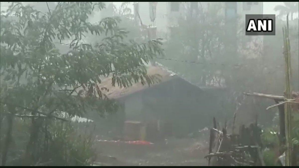 Cyclone Vayu Live Updates: Check Where Vayu is Active with Live Map Video