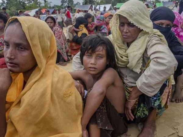 65 Rohingyas found stranded in southern Thailand