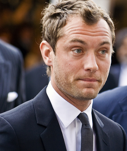 Jude Law to star in HBO series 'The Third Way'