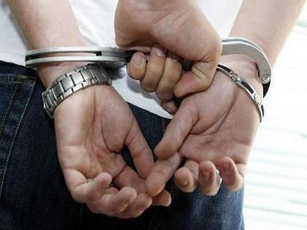 CRIME-2 arrested for 'selling' govt land in Noida