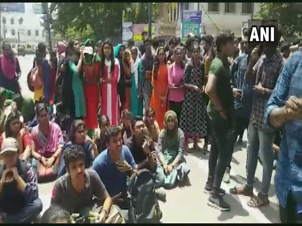 CRIME-Student stabbed on Kerala University campus