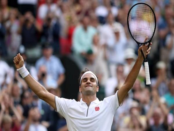 UPDATE 3-Tennis-Vintage Federer holds off Nadal to reach Wimbledon final
