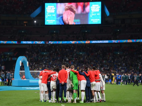 UK PM Boris Johnson rallies behind England squad after 'heartbreaking' loss to Italy in Euro 2020 final