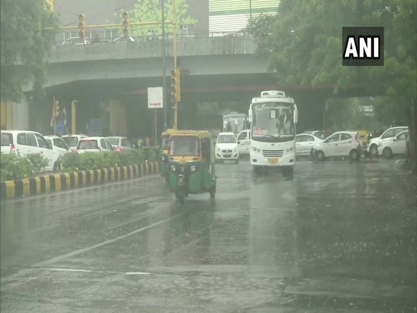Light rains likely in Delhi on I-Day