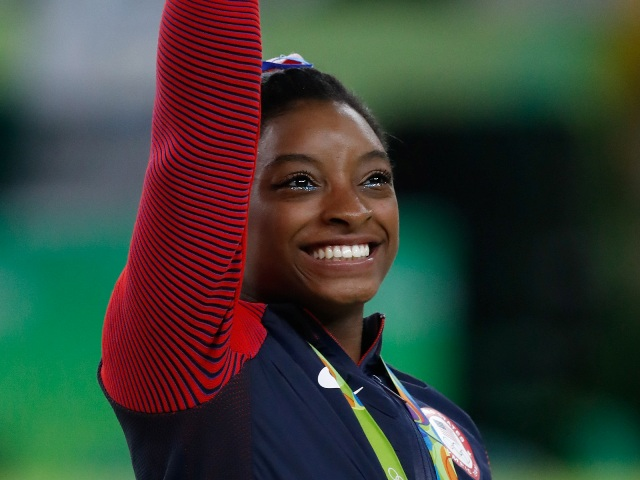 'Biles II' and 'The Biles': US gymnastics star is name of game at worlds