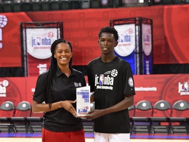 US Central Girls defeats Canada, West Boys defeats Africa at Jr. NBA Championship