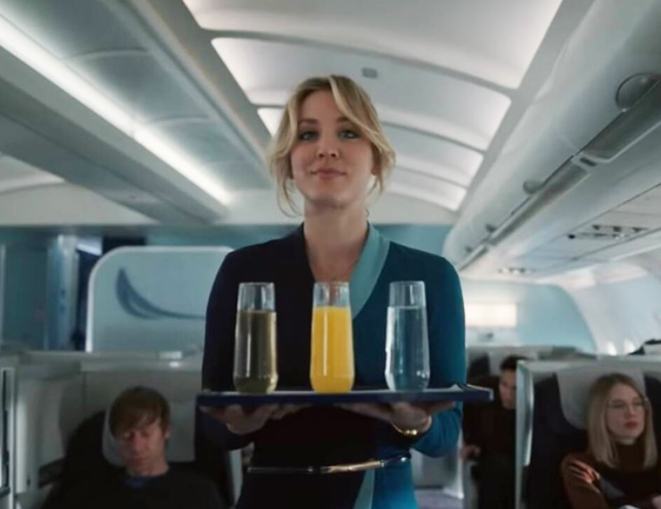 The Flight Attendant Season 2: Kaley Cuoco spotted filming for it in Germany