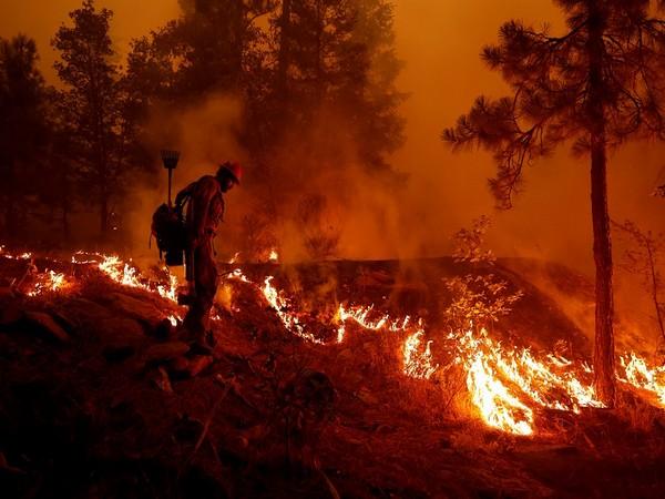 Spain deploys military against wildfire, evacuates 2,500