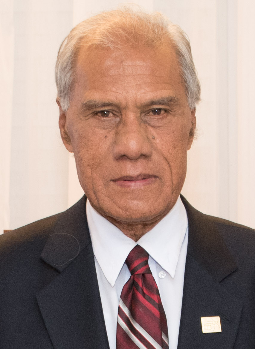 UPDATE 2-Climate change campaigner Tongan PM dies in New Zealand