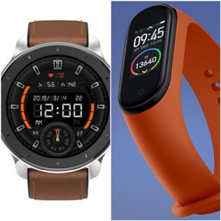 HuamiAmazfit GTR vs Mi Smart Band 4: Which one to go for?