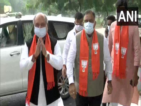 Gujarat: BJP legislative party meet to be held at 2.30 pm to discuss CM candidate