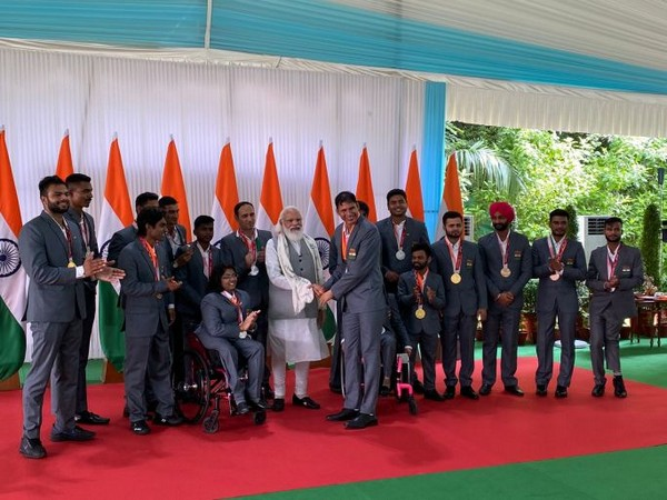 I get motivation from you all, your performance will boost morale of sporting community: PM Modi to Indian Tokyo Paralympians