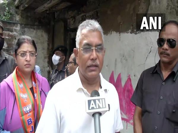 Mamata Banerjee may lose from Bhabanipur just like Nandigram, claims Dilip Ghosh