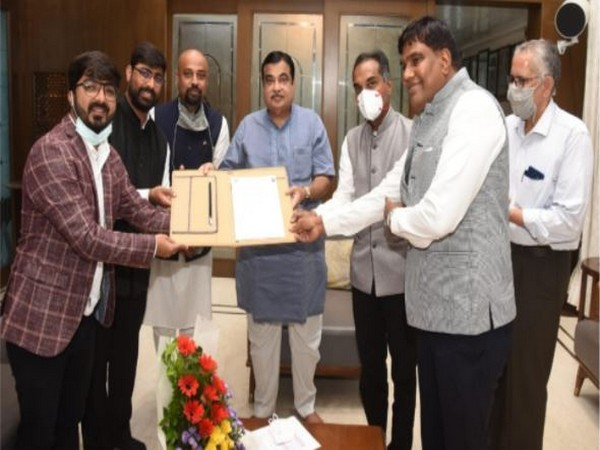 Knowhow of economical, environment-friendly saline gargle RT-PCR technique transferred to MSME Ministry