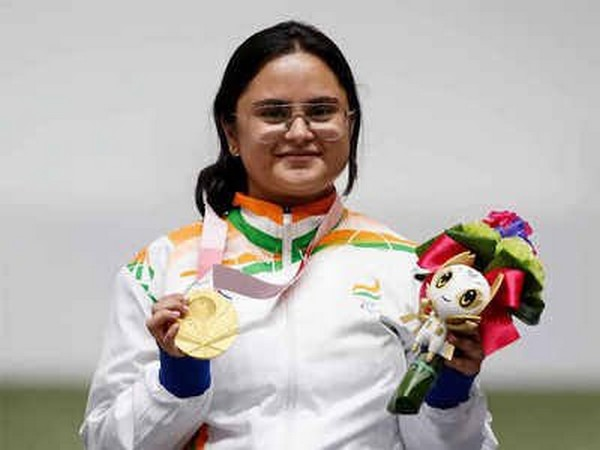 Win at Tokyo Paralympics is for all of us who dare to dream, says Avani Lekhara