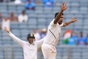 I wasn't frustrated, I'm happy to be bowling again: Ashwin