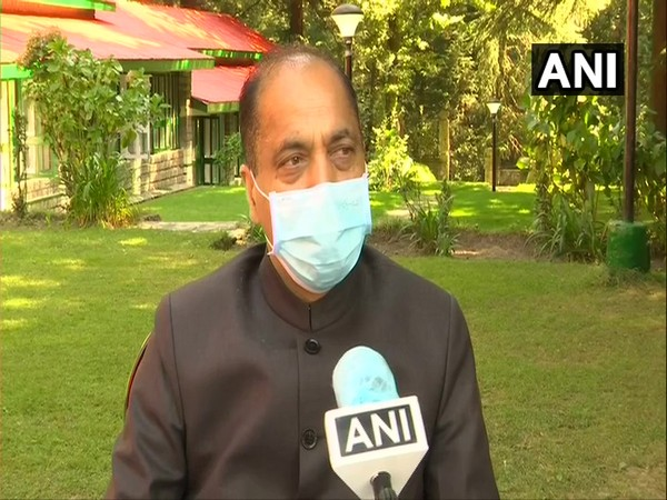 Himachal Pradesh Chief Minister Jairam Thakur tests positive for COVID-19
