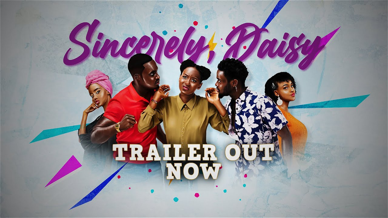 Sincerely Daisy becomes Kenya's first-ever local made feature film to premiere on Netflix