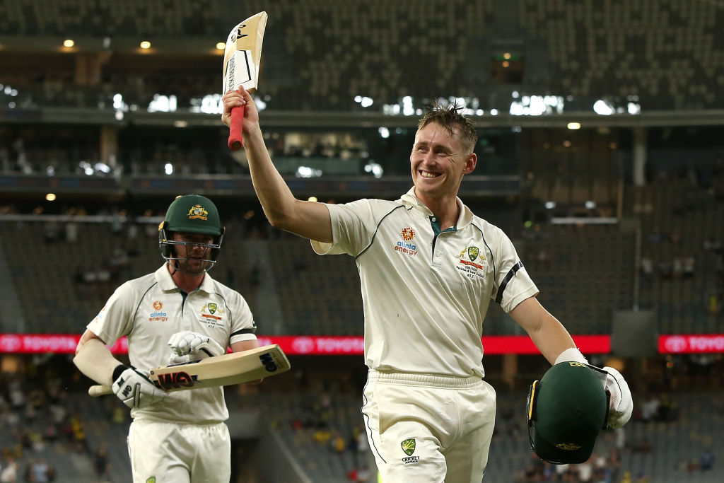 Gum Runs And A Light Sabre Leave The Starry Rise Of Cricket S Labuschagne Sports Games