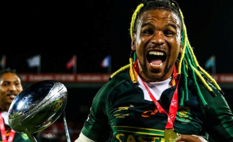 Blitzboks to play for HSBC Los Angeles Sevens