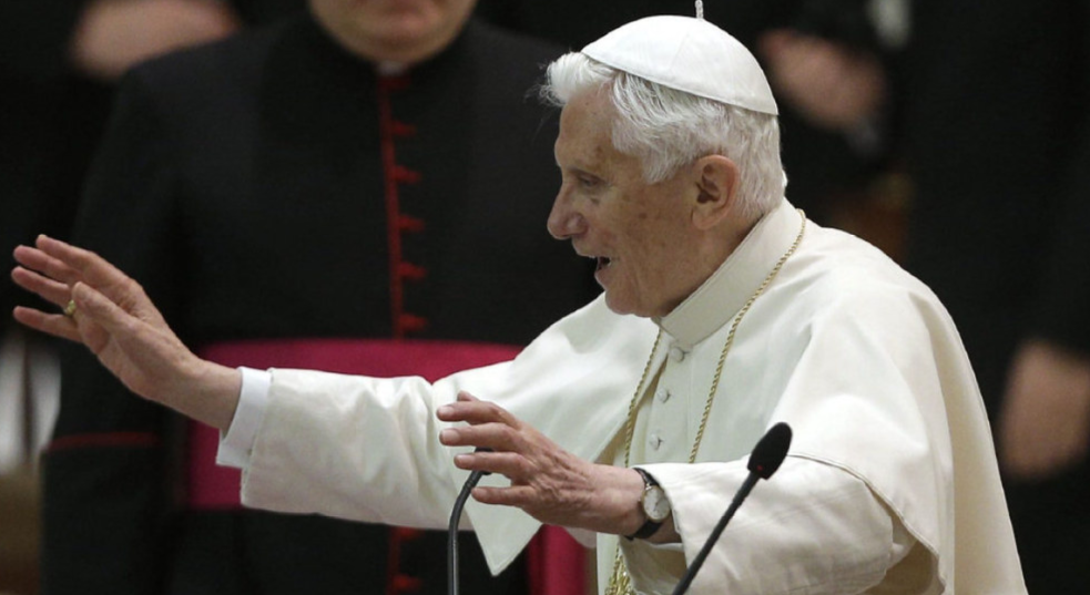 UPDATE 2-Ex-pope Benedict wants name removed from new book - aide