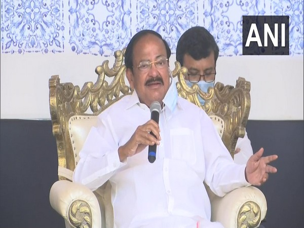 Never dreamt of becoming Vice President of India: Venkaiah Naidu