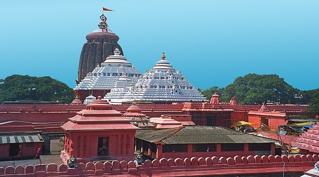 Jagannath Temple gets power supply after 12 days of Fani